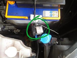 Diy tambah relay power window aerio share pasang klakson ccuart Images