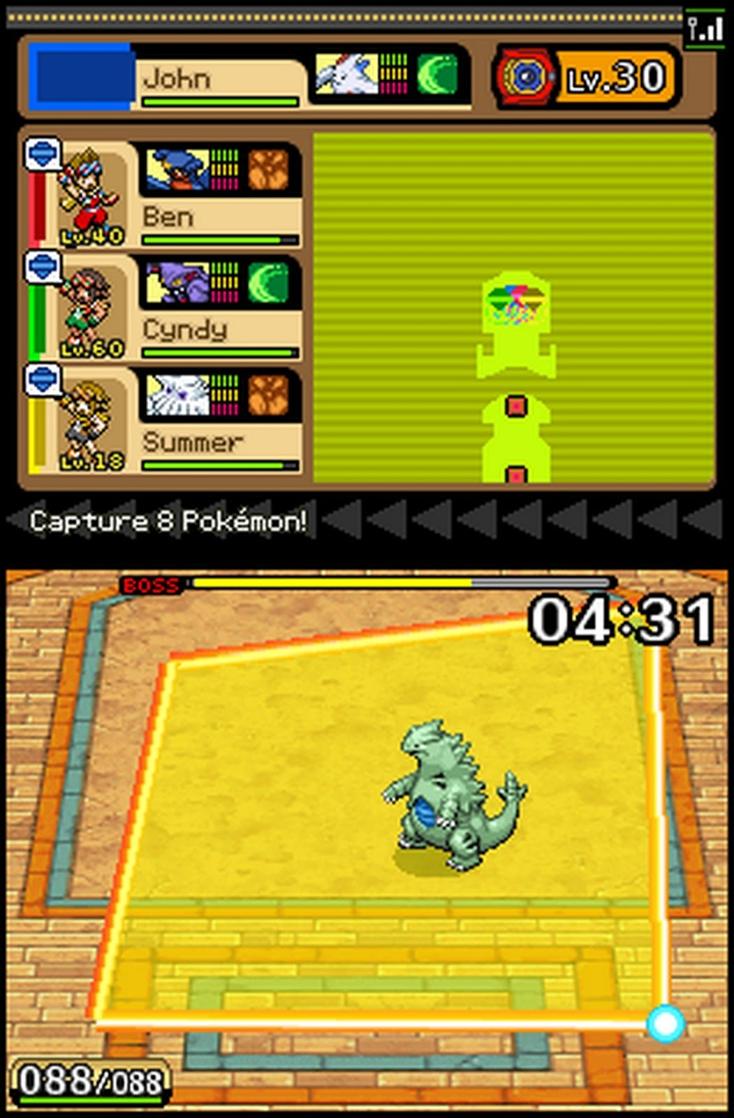 Pokemon ranger guardian signs gc entertainment system biocorpaavc Image collections