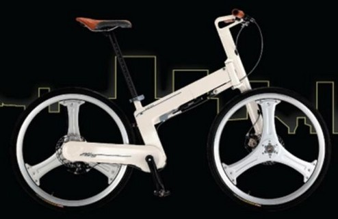 Pacific Cycles' Folding Bike Grabs International Design Award