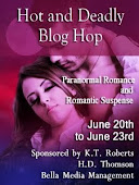 Hot & Deadly Blog Hop!