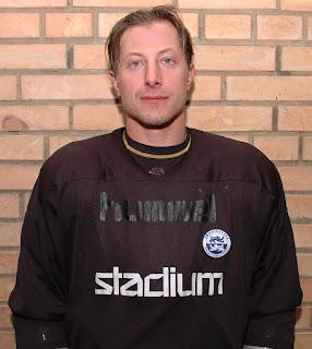 HK Tērvete treneris Aleksandrs Macijevskis