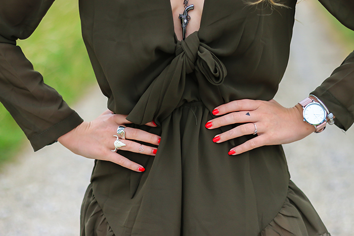 playsuit summer jewelry