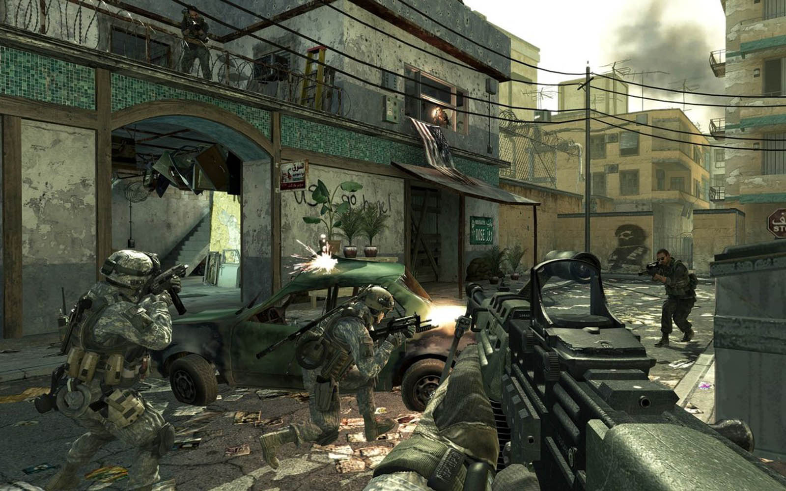 call of duty modern warfare 1 download