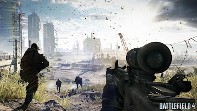 Battlefield 4 ingame Screenshot