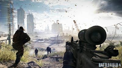Battlefield 4 ingame Screenshot