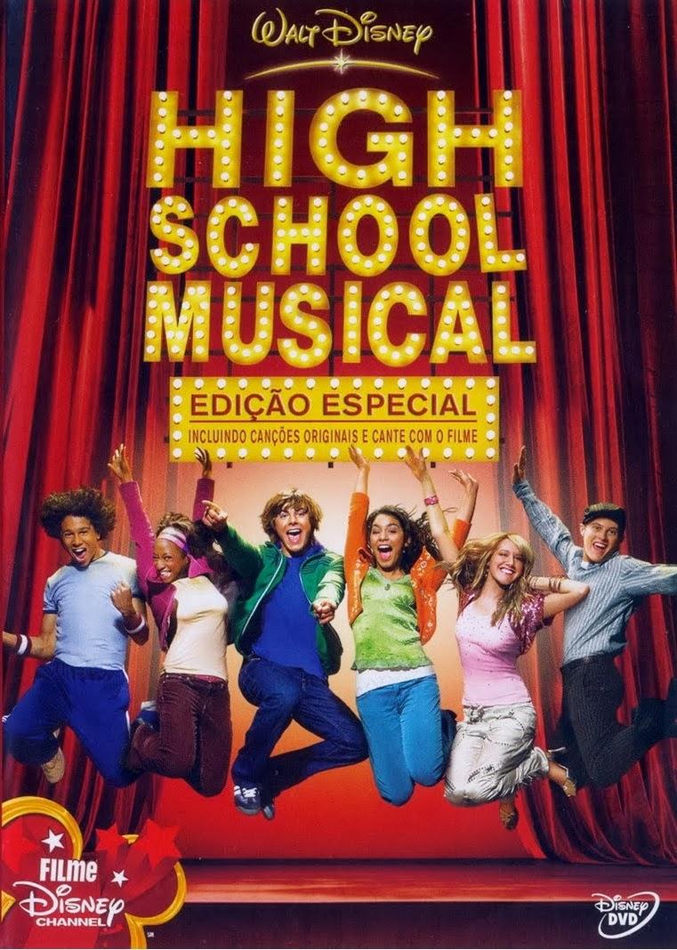 High School Musical – Dublado (2006)