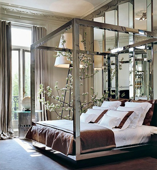 Paris Bedroom Decorating Ideas