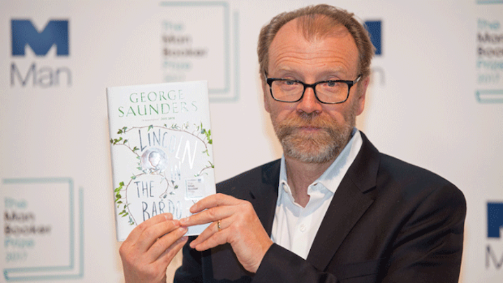 George Saunders wins 2017 Man Booker Prize