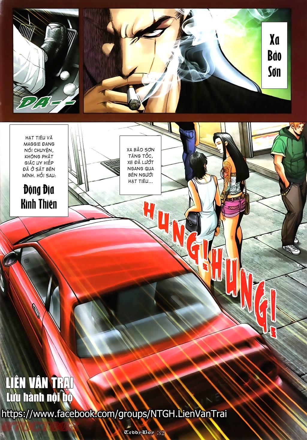 Người Trong Giang Hồ (VietComic) Chap 1011 - Trang 26