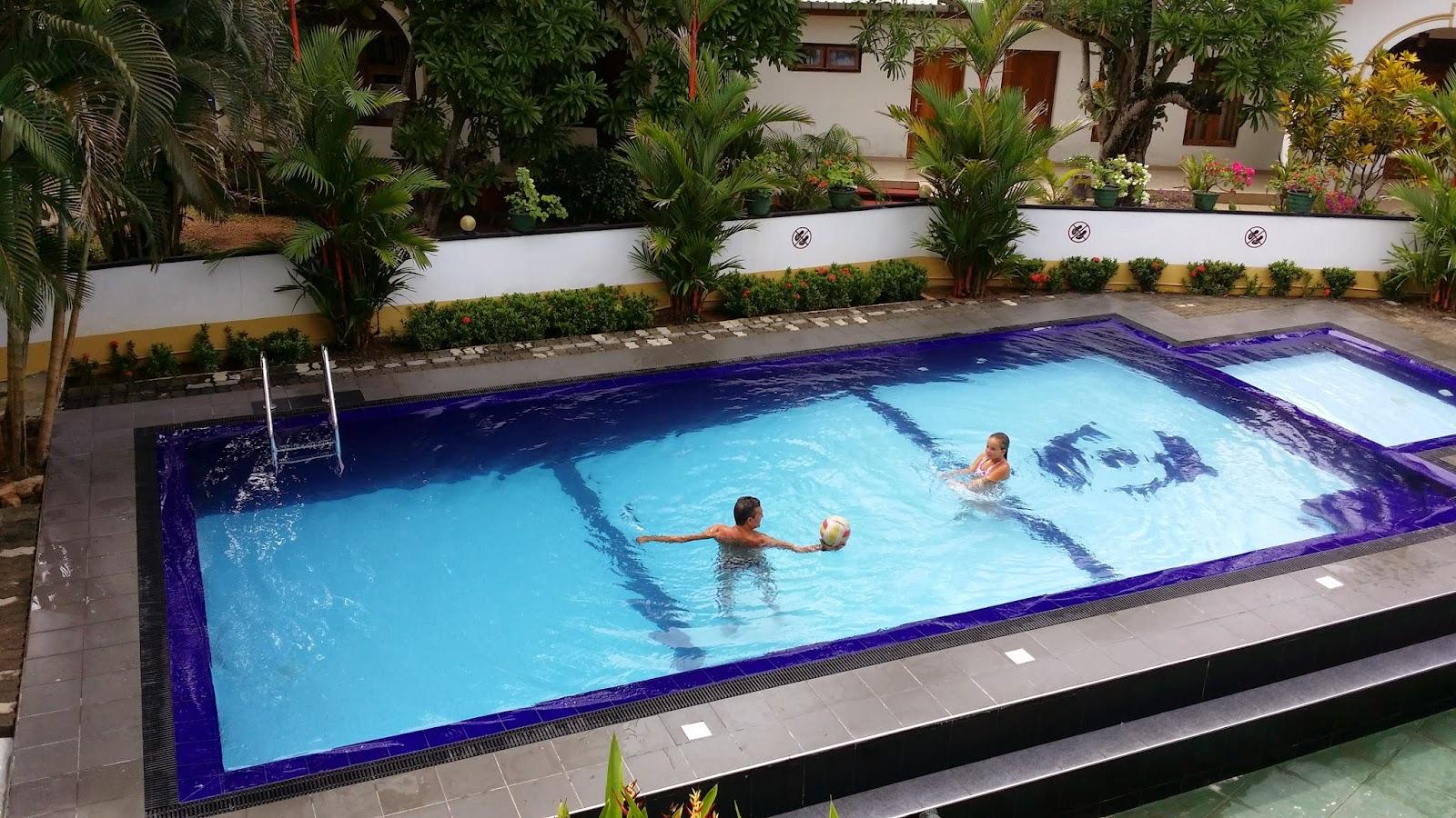 Hotel Oasis Villa en Hikkaduwa (Sri Lanka)