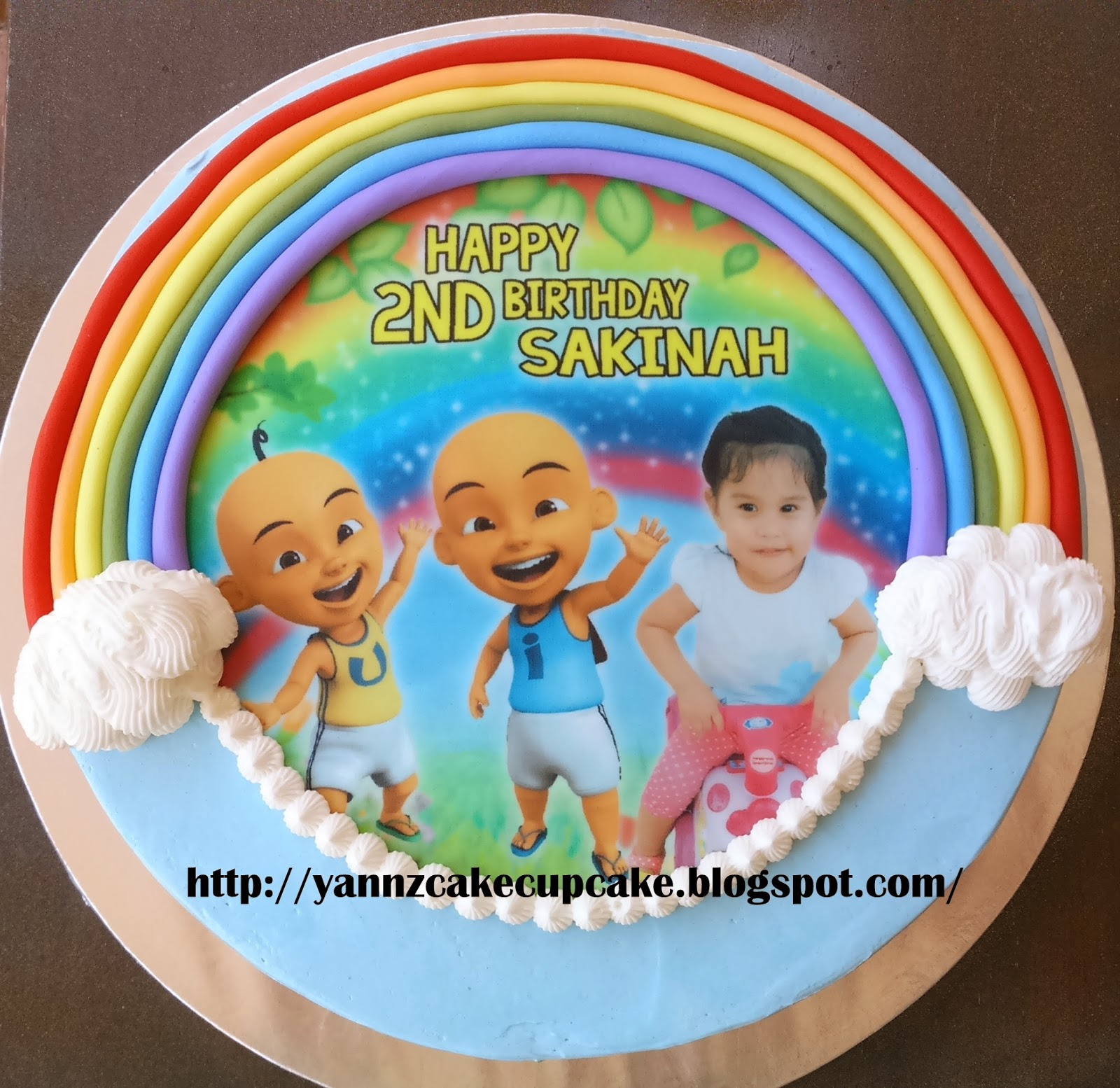 Cake Cupcake By Yannz Upin Ipin for Sakinah