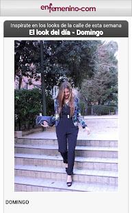 Look del día en enfemenino.com