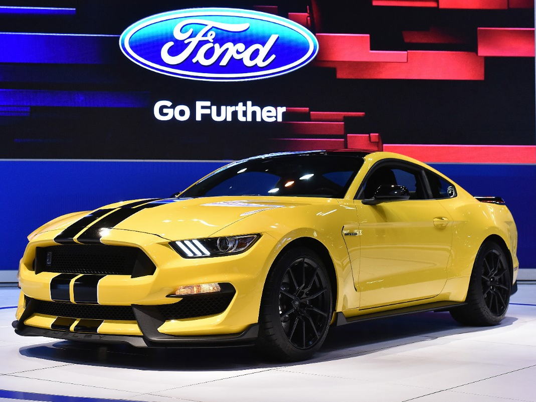Limited Edition Shelby GT350 & GT350R Released for 50th Anniversary