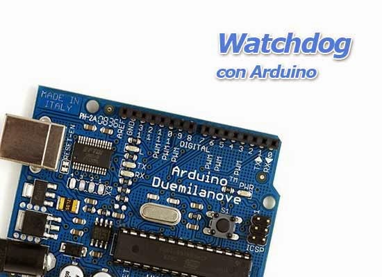 Arduino projects watchdog reset library