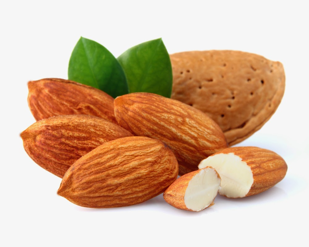 Health Benefits Of Almonds And Nutritional Components Of Almonds