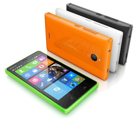 Firmware Nokia X Dual SIM RM-980