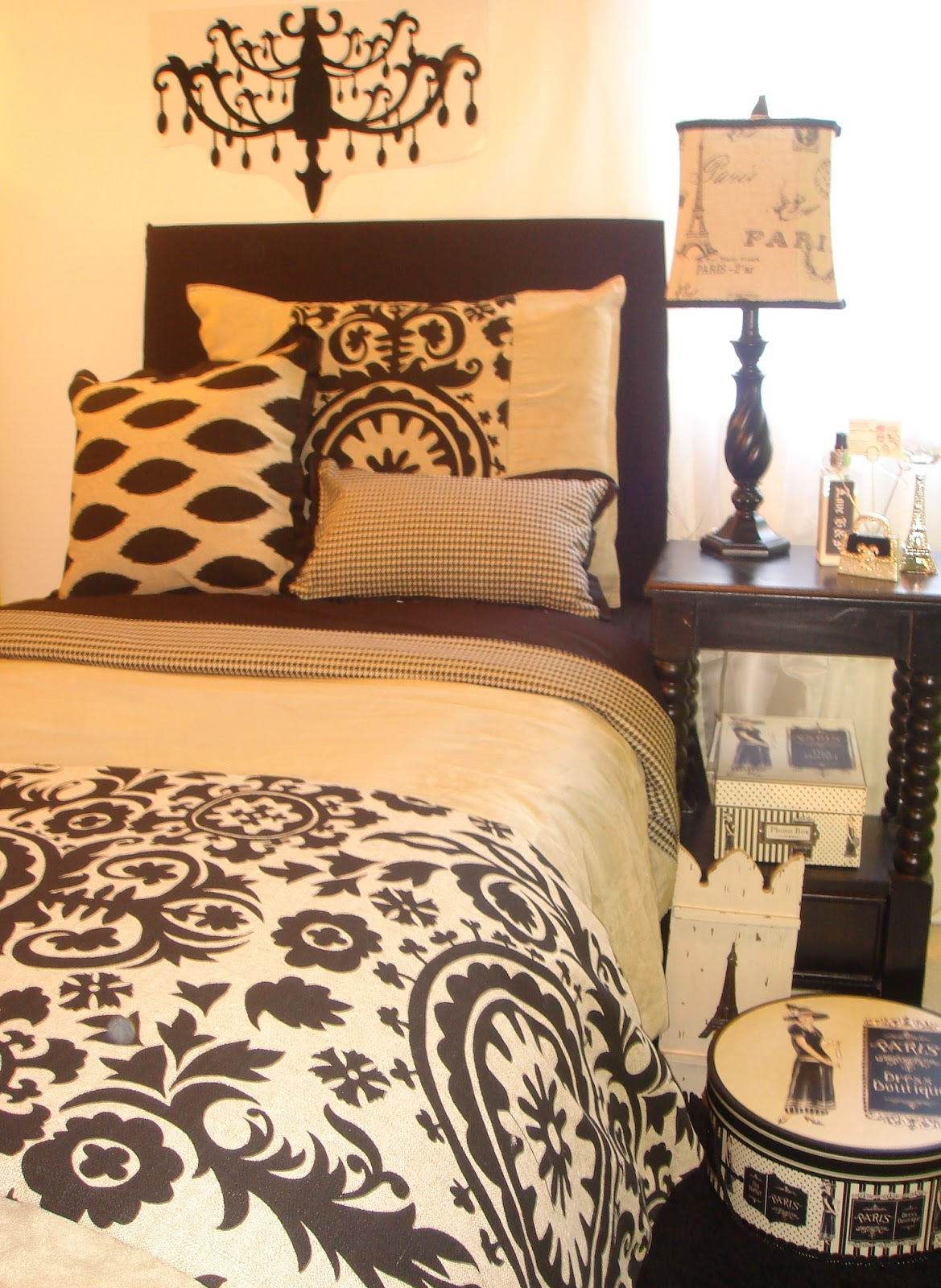 Leopard Print Bedroom Decor - Interior Designs Room