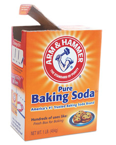 use baking soda to predict baby gender