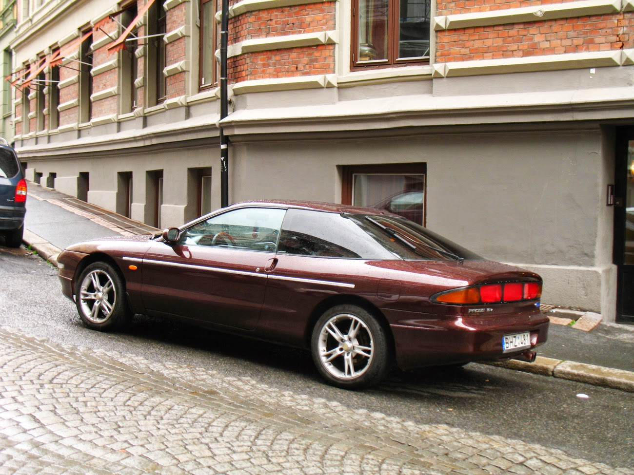 1995 1997 Ford Probe Norway