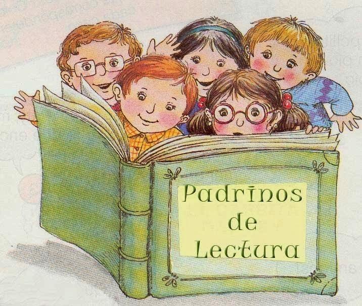 PADRINOS DE LECTURA