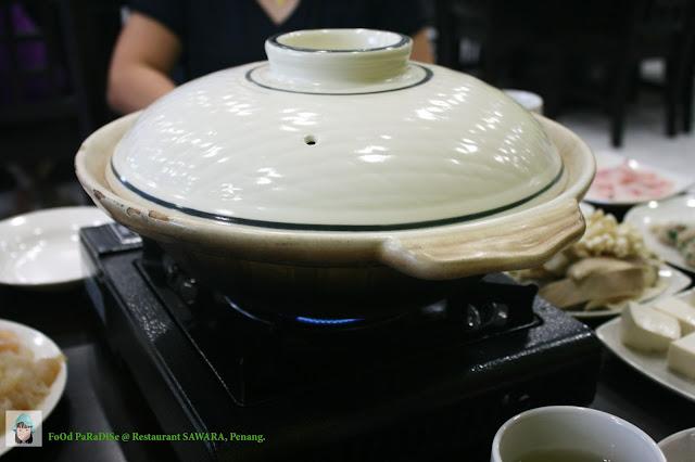 Restaurant Sawara