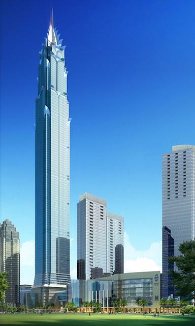signature tower jakarta - info proyek