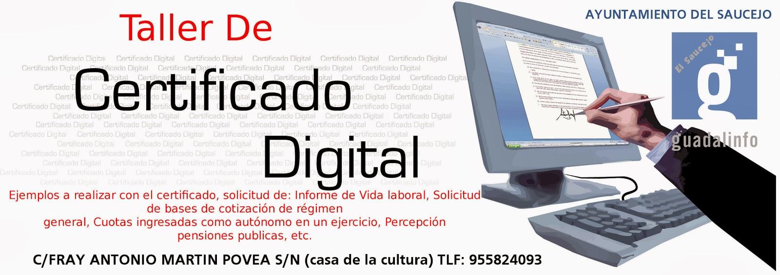 Informaci n el saucejo septiembre 2013 for Sellar paro por internet andalucia certificado digital