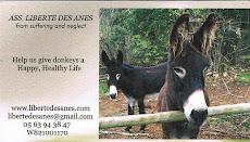 Liberte des Anes, Donkey Sanctuary