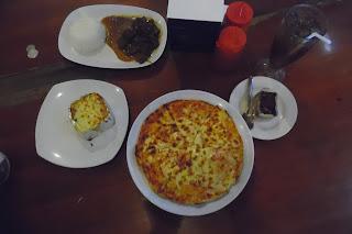 kedai kita, bogor, resto, cafe, kafe, piza kayu bakar, lasagna, mi sapi lada hitam