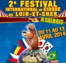 Festival International du  Cirque du Loir-et-Cher