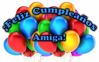 globos de cumpleaños de colores