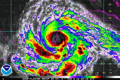 Weather Amp Climate Matter Ernesto Makes Landfall