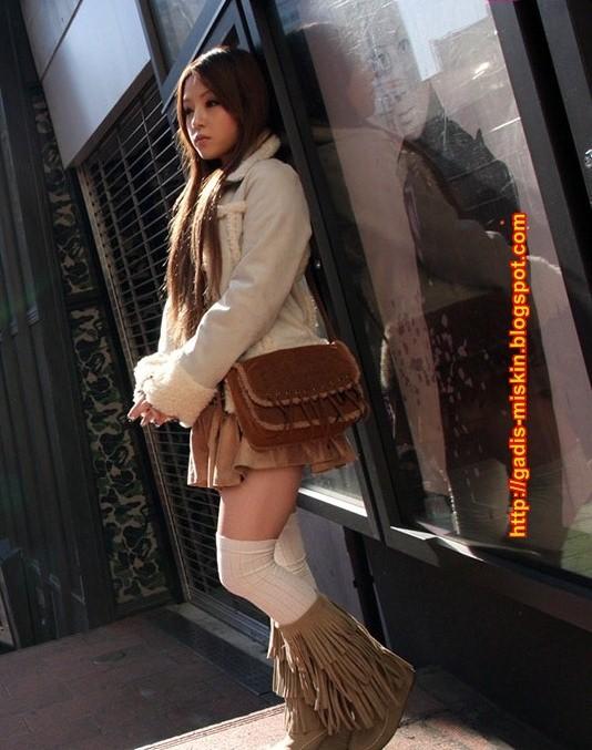 Misae, Si Model Nan Cute dari Jepang