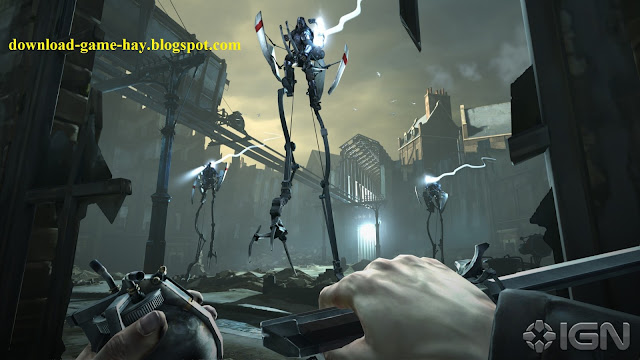 download game hay Dishonored 2012 crack