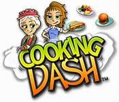 เกมส์ Cooking Dash