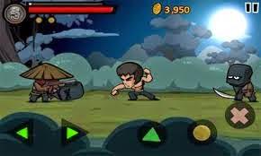 game kungfu warriors