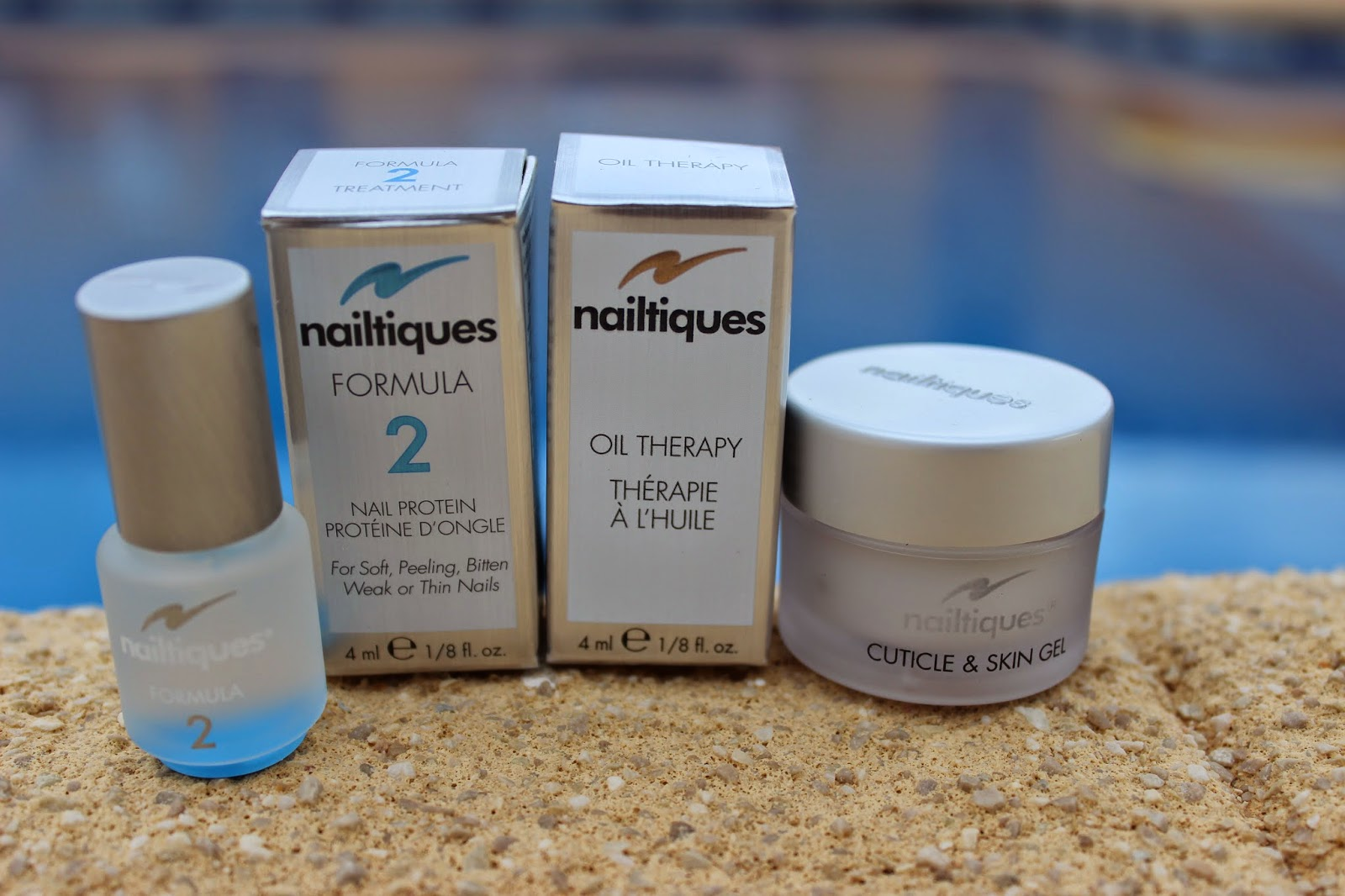 nailtiques formula 2