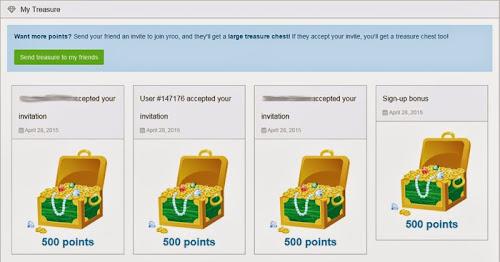 Yroo, um site de compras que te recompensa