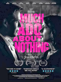 Whedon's Much Ado About Nothing new DVD release