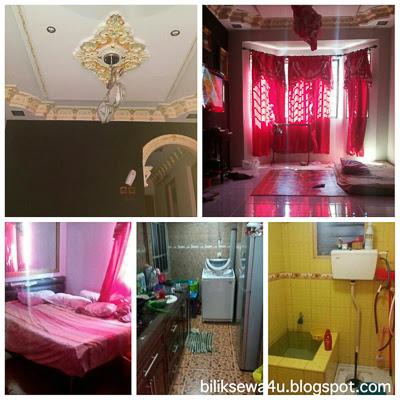 Rumah Bilik Sewa
