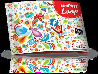 Tips dan Trik Mendapat Kuota Paket Internet 6GB Simpati Loop Perbulan Gratis