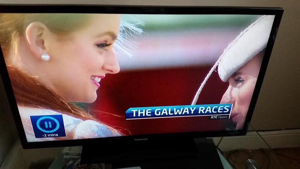 Galway Races Fashion Millinery Casserly Sisters