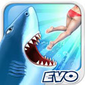 Hungry Shark Evolution App iTunes App Icon Logo By Future Games of London - FreeApps.ws