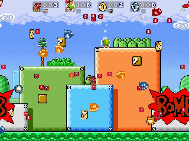 Super Mario Gaming Zone