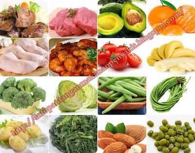 Makanan Sehat Untuk Penderita Kurang Darah