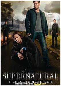 Supernatural 8 Temporada Torrent HDTV
