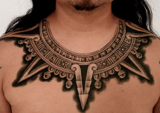 mexican tattoo design