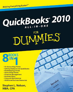 QuickBooks 2010 All-in-One For Dummies