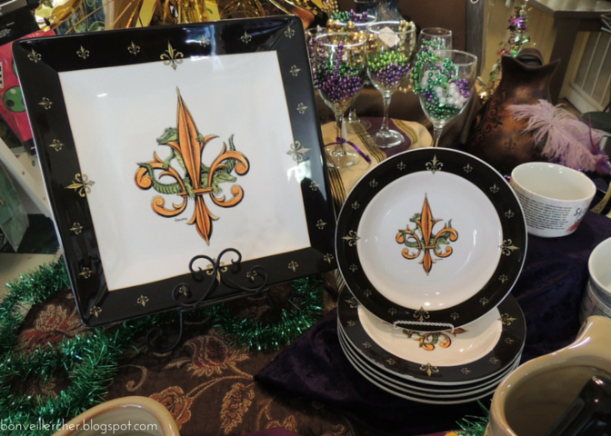 Fearless Finds: The Louisiana Market -- one of the oldest stores in the Cottage Shop District in Lake Charles, Louisiana, with gifts, art, food, coffee, and a warm, inviting atmosphere   bonveillercher.blogspot.com