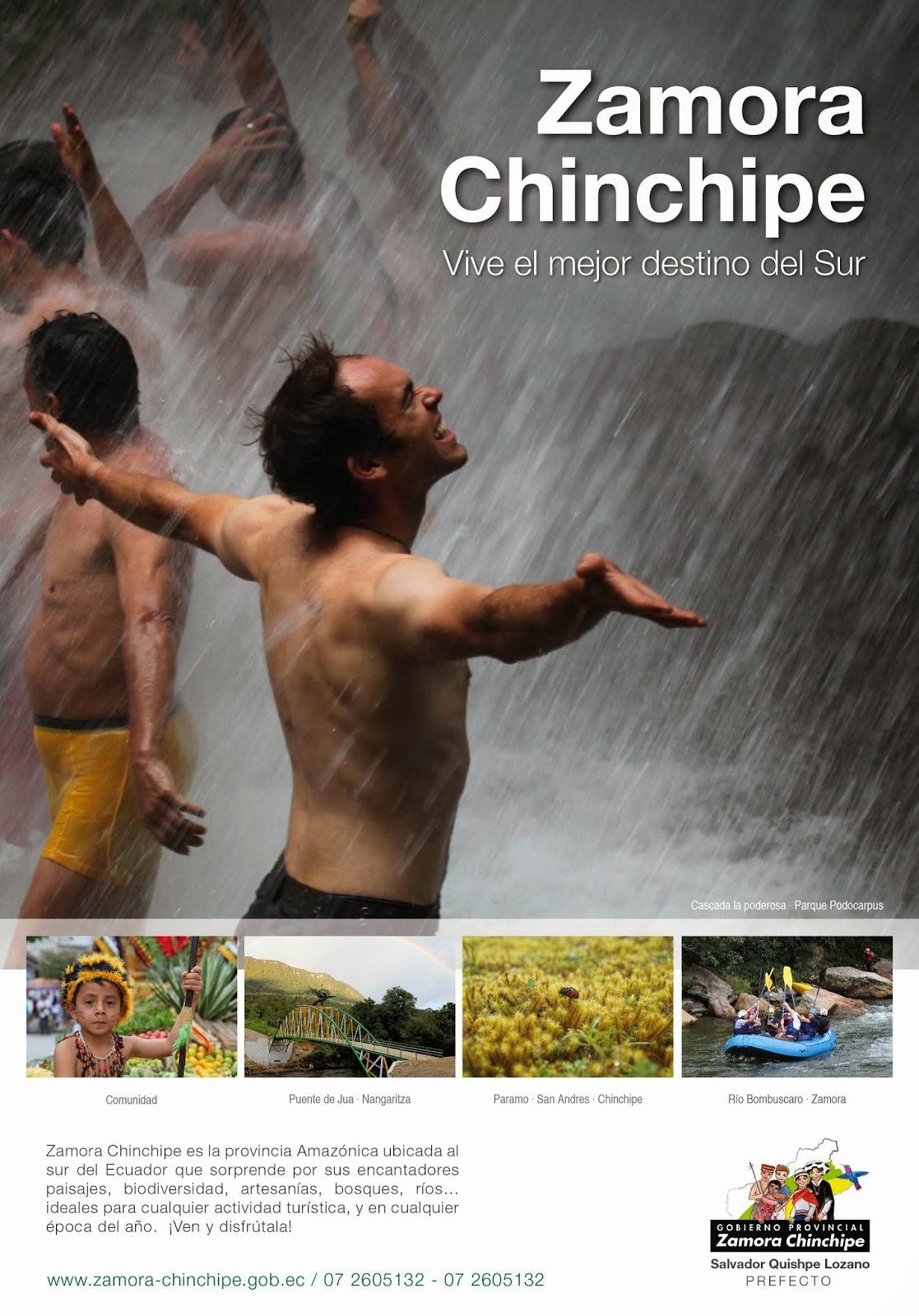 gente zamora chinchipe: